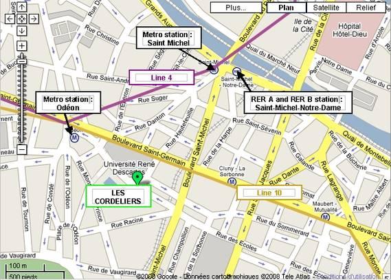 Travel twepp09 - Saint michel paris metro ...